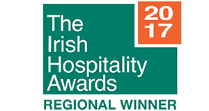 The Irish Hospitality Awards Regional Winner 2017